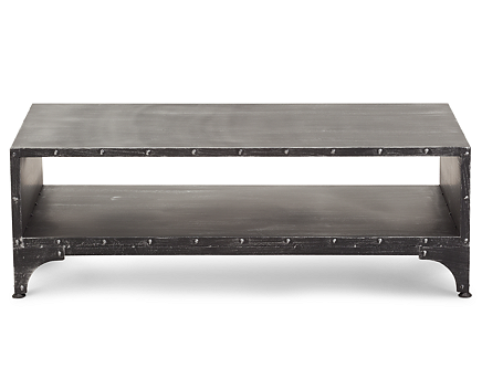 - Studio Metal Coffee Table - Furniture Row