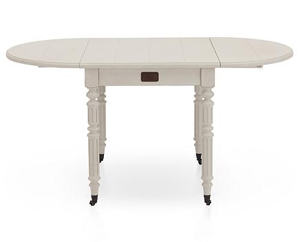Magnolia Home Swedish Oval Dining Table - Furniture Row