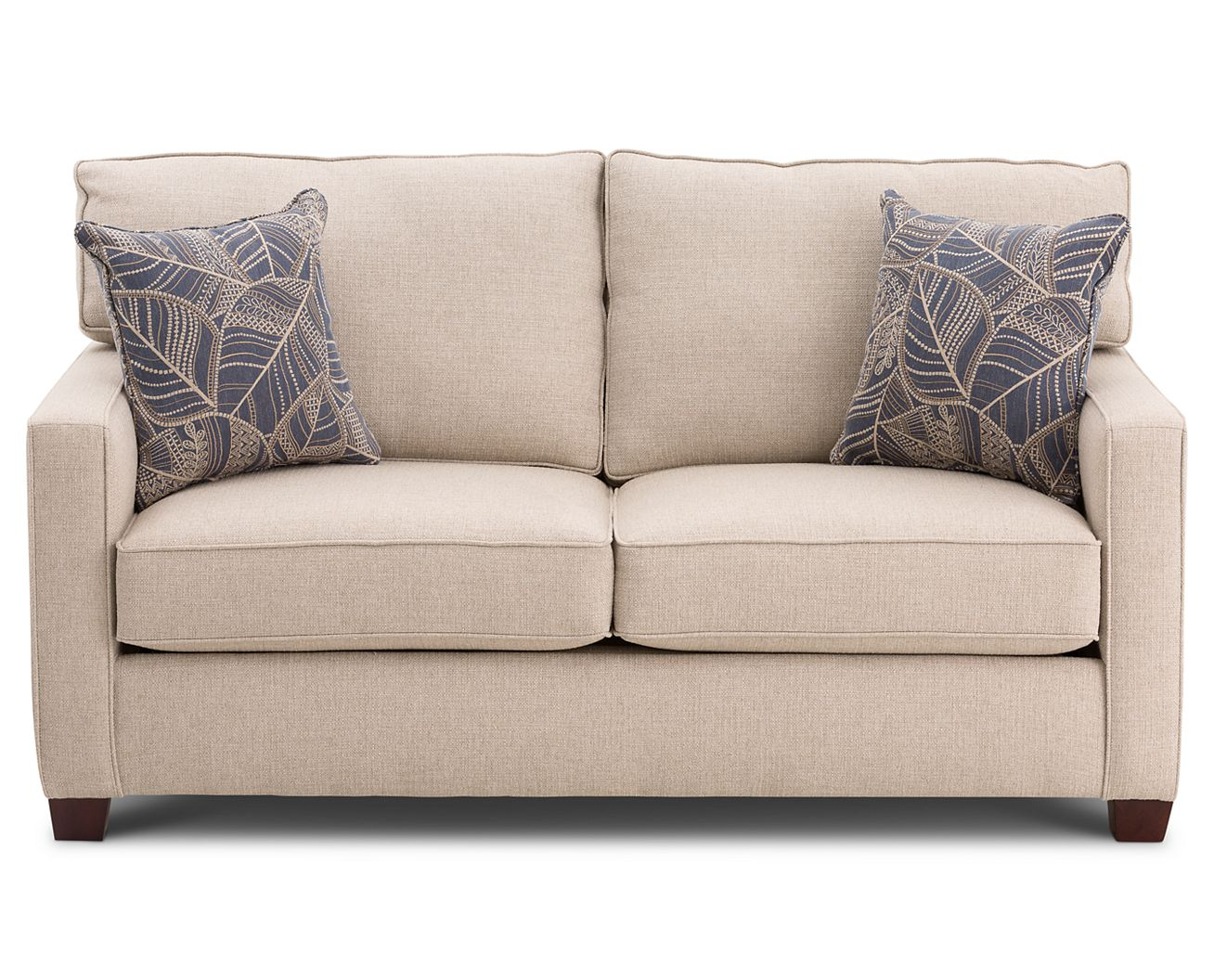 toscana loveseat sleeper  furniture row - full screen rollover to zoom