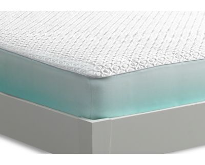 60 vertex temperature regulating performance mattress protector - Denver Mattress Company