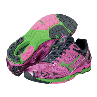 Mizuno Women's Wave Musha 4 Running Shoes