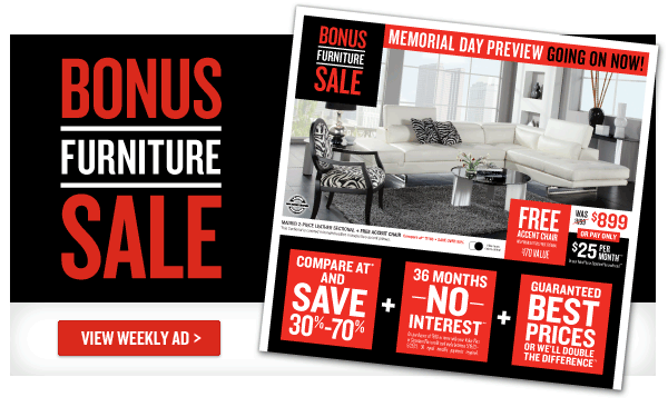 Jcpenney Black Friday Furniture Sale