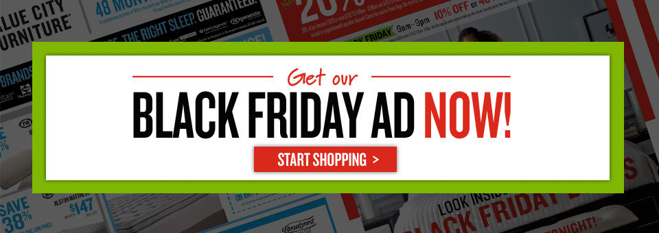 get our black friday ad now