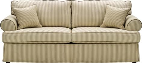 Jenna Stripe Sofa