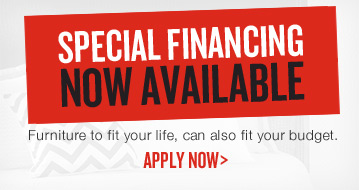 Special Financing Available View Your Options