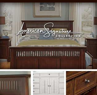 Quality Furniture from American Signature