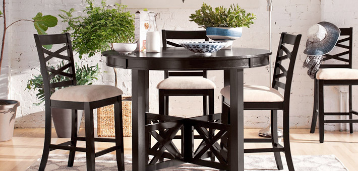dinette tables from American Signature Furniture