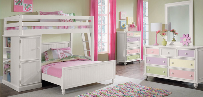 bunk and loft beds from American Signature