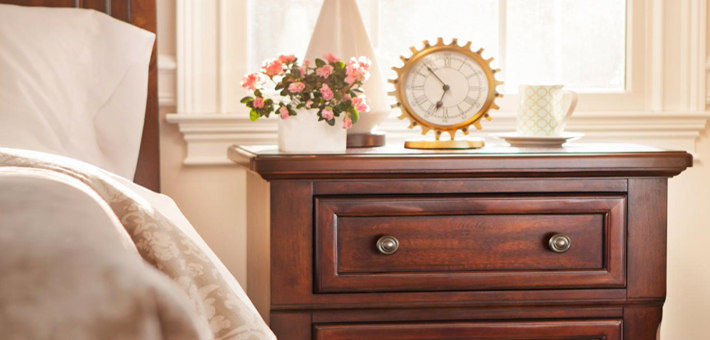 nightstands from American Signature Furniture