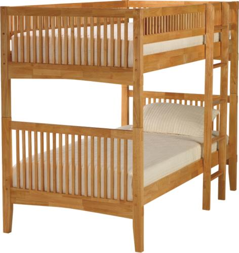 making things stretch: bunk beds