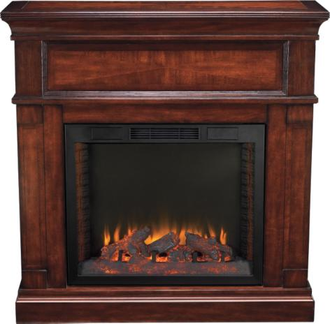 Urban Living 2-PC Fireplace Mantel
