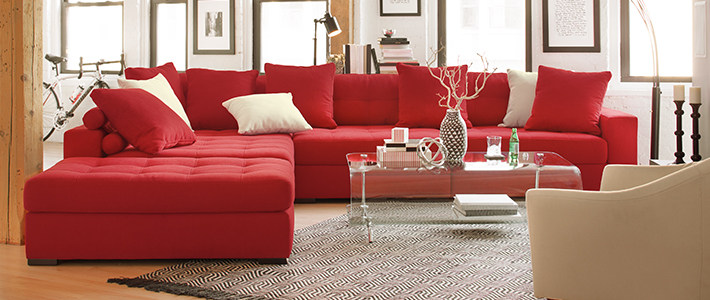 Sectional Sofas | Value City Funiture | Value City Furniture