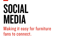 Making it easy for furniture fans to connect