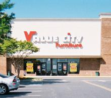 Value City Furniture Store Charlotte