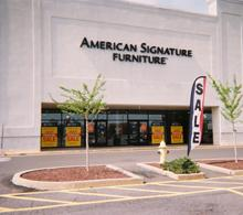 american signature furniture store 117