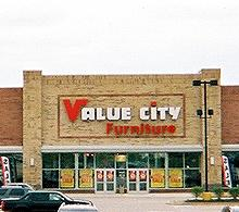 Warrensville Heights Value City Furniture Storefront