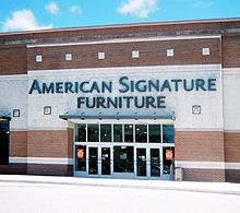 Perfect American Signature Furniture Store 405. American ...