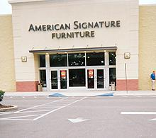American Signature Furniture Store 407. American ...