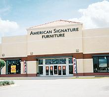 american signature furniture store 409