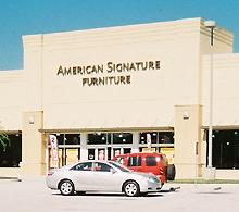 american signature furniture store 421