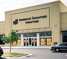 furniture stores Pinellas Park Florida American Signature Furniture