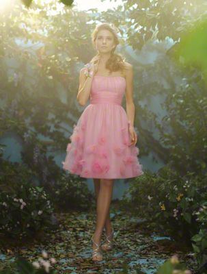 Style 509 from Bridesmaids - Front