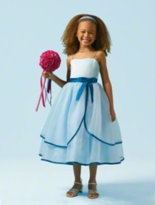 Style 6604 from Flower Girls - Front