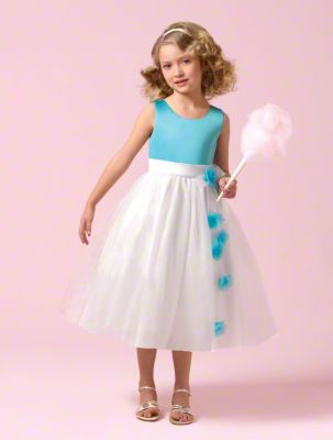 Flower Girl Dress Collections & Styles | Classic, Disney & More ...