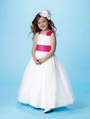 Style 6654 from Flower Girls - Front