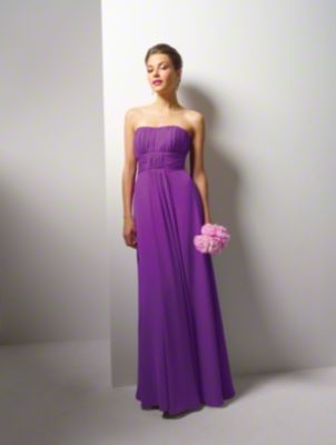 Style 7093 from Bridesmaids - Front