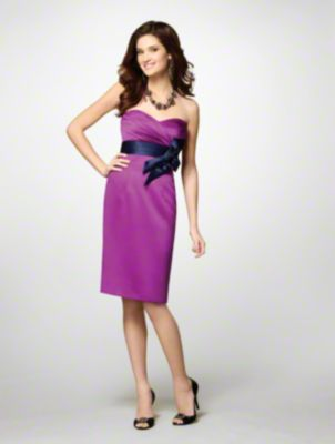 Style 7122 from Bridesmaids - Front