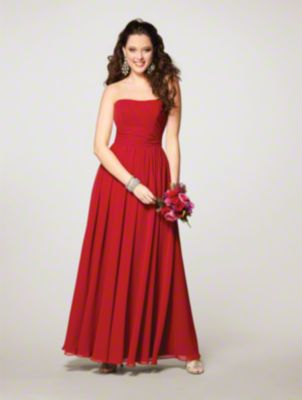 Style 7141 from Bridesmaids - Front
