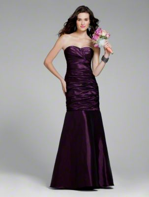 Style 7237 from Bridesmaids - Front