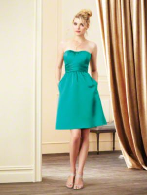 Style 7267S from Bridesmaids - Front