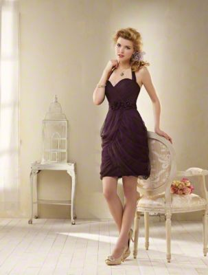 Style 8600 from Bridesmaids - Front