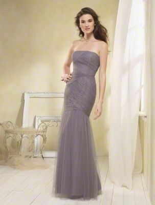 Style 8609 from Bridesmaids - Front