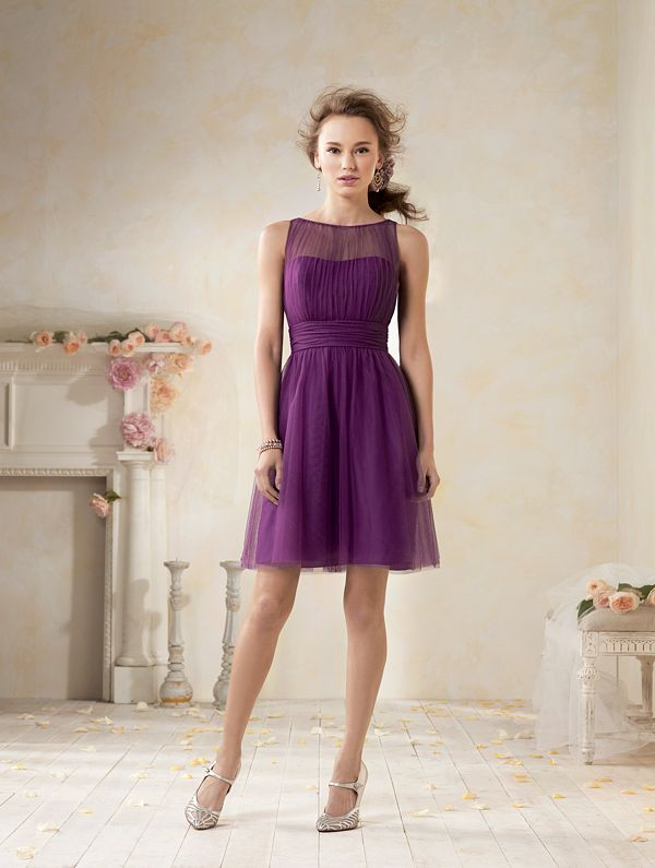 Alfred Angelo Bridal Style 8611S from Modern Vintage Bridesmaid ...