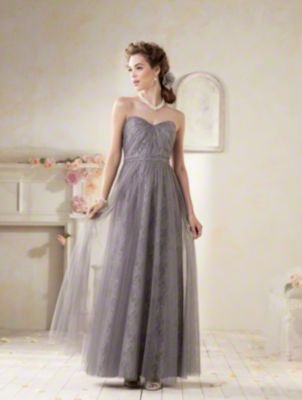 Style 8614L from Modern Vintage Bridesmaids - Front
