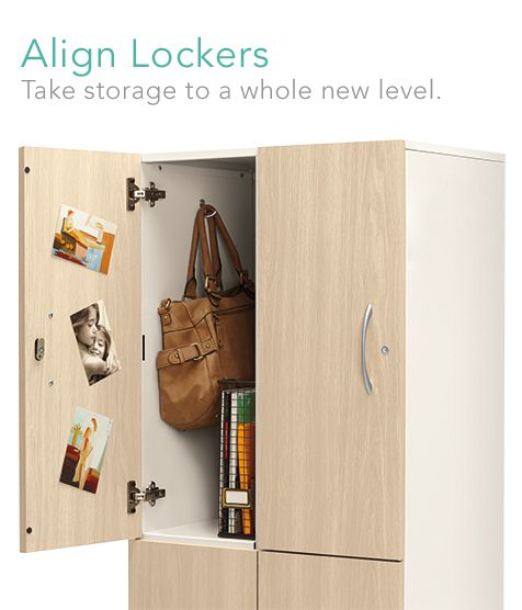 Align Lockers