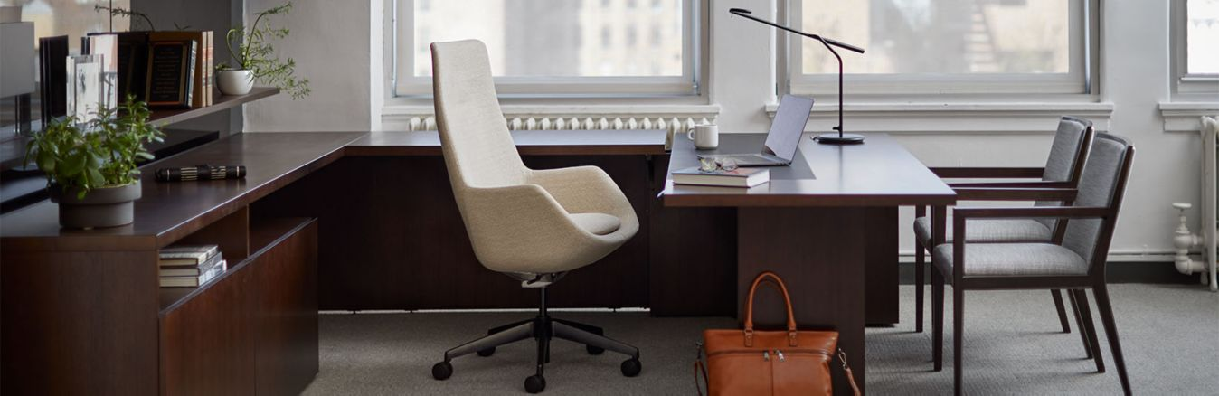 Allsteel Furniture Designed To Make Offices More Efficient