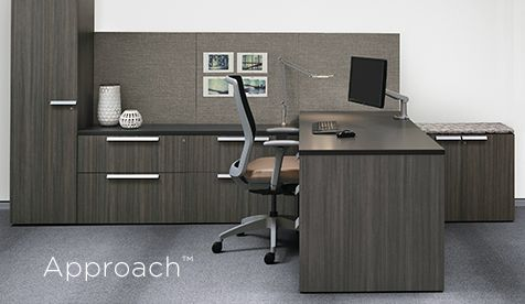 Allsteel Furniture Designed To Make Offices More