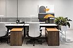 Evo Upholstered Workstation