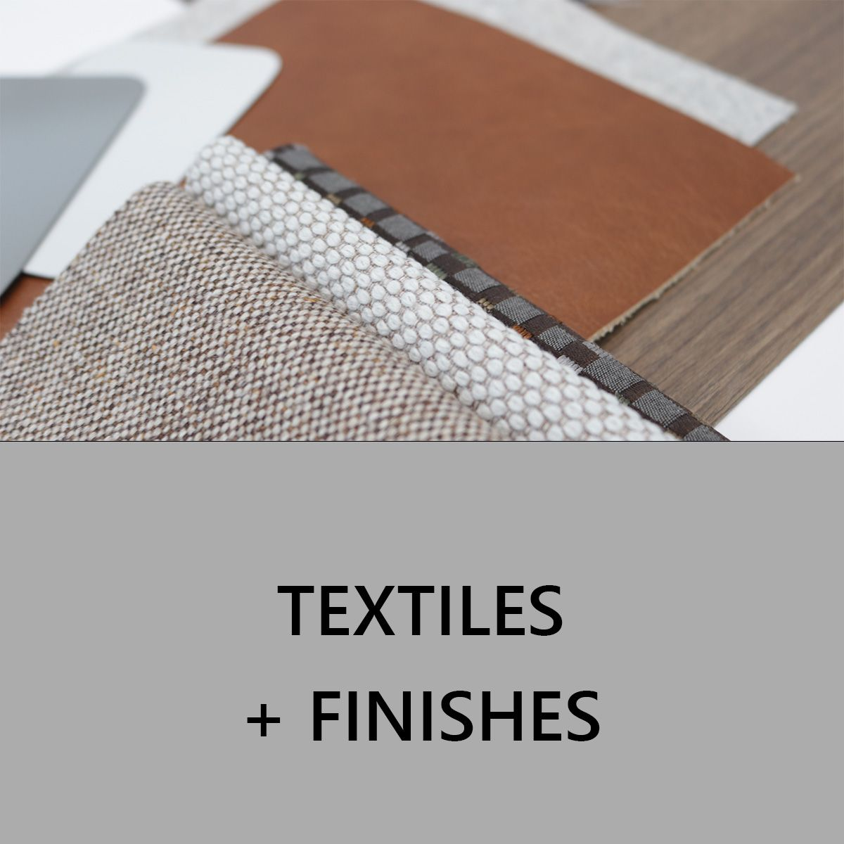 Designer Tools Textiles and Finishes