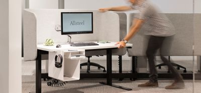 Workplace Trends and Research Allsteel Furniture