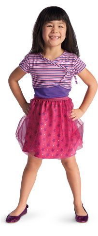 Star of the Show Outfit for Girls