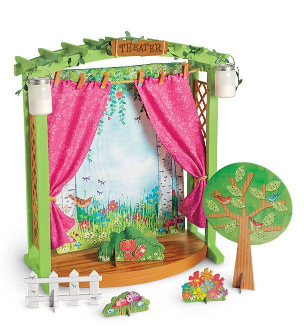 Garden Theater Stage