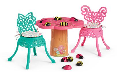 Garden Party Table & Chairs