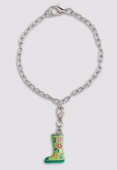 Welliewishers Charm Bracelet for Girls