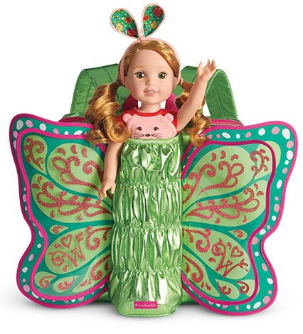Fluttering Wings Doll Carrier