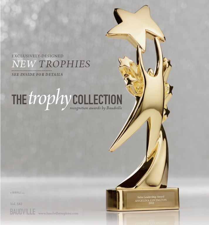 Shop Baudville's Trophy Collection
